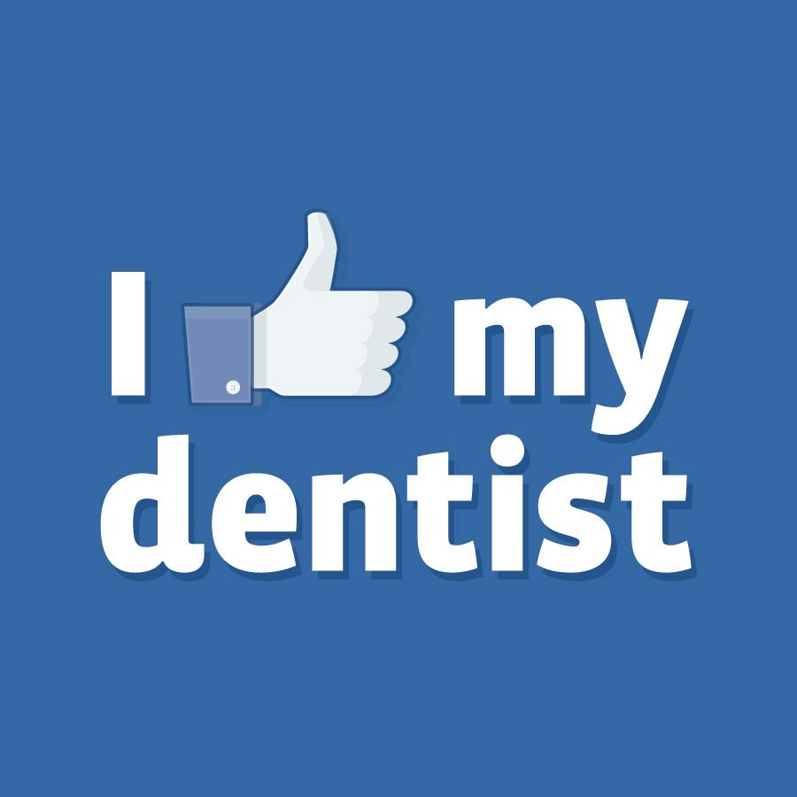 Facebook Like Dentist